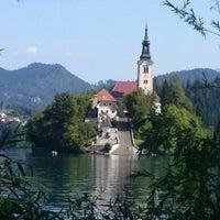 Photo prise au Blejsko Jezero / Lake Bled par Márti I. le7/7/2012