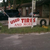 Photo taken at Tires by Adam M. on 8/28/2012