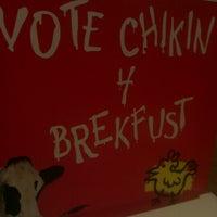 Photo taken at Chick-fil-A by Melinda B. on 9/22/2011