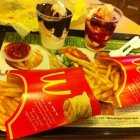Photo taken at McDonald's by Zi C. on 8/3/2012