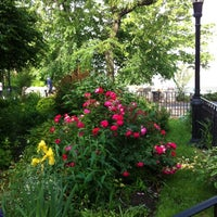 Foto scattata a Riverside Park - 91st Street Garden da Leigh S. il 5/23/2012