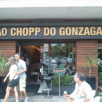 4/7/2012にAlan F.がAo Chopp do Gonzagaで撮った写真