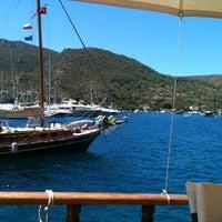 8/29/2012 tarihinde Onur E.ziyaretçi tarafından Selimiye Marina'de çekilen fotoğraf