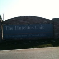 Photo taken at Hutchins State Jail Unit - T.D.C.J. by Cecilia S. on 5/18/2012