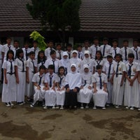 Photo taken at SMP Negeri 196 by Sandy on 12/3/2011