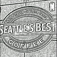 Photo taken at Seattle's Best Coffee by Ralph S. on 7/25/2011