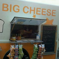 Photo taken at Big Cheese Truck by Bonzilla H. on 8/17/2011