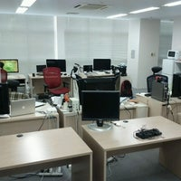 Photo taken at Bascule GO! Inc. Osaka Office by Tsuyoshi A. on 11/10/2011