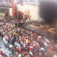 Photo taken at Kansas City Live! by Jason G. on 5/31/2012