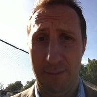 Photo taken at Van Nuys Sherman Oaks Pool by Angelo F. on 4/19/2012