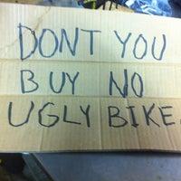 Photo taken at Rick Cycle Shop by Julia F. on 10/6/2011