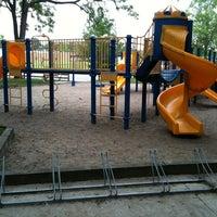 Photo taken at Greenbelt Park Playground by Allen H. on 6/4/2011