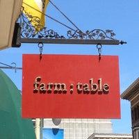 Photo taken at farm : table by eren (. on 6/16/2012