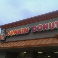 Photo taken at Dunkin' Donuts by Marcus on 12/5/2011