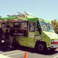 Photo taken at Nom Nom Truck by mikee on 6/22/2012