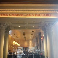 Photo taken at The Cheesecake Factory by Christopher S. on 7/23/2012