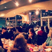 Photo taken at Provence Marinaside Seafood Restaurant Bar & Grill by Owen C. on 1/31/2012