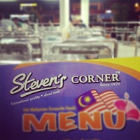 Photo taken at Steven's Corner by Keat L. on 7/13/2012