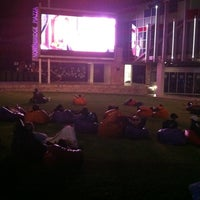 Photo taken at Northbridge Piazza by Samir B. on 3/22/2012