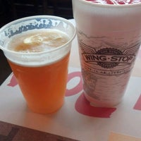 Photo taken at Wingstop by Julius J. on 1/29/2012