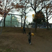Photo taken at 南部公園 by h-mat on 11/27/2011