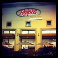 Photo taken at Ralphs by Tim G. on 2/23/2012