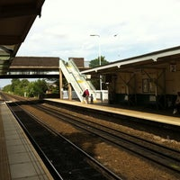 Photo taken at Beeston Railway Station (BEE) by Andrew A. on 6/1/2011