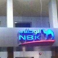Photo taken at NBK by Faraj A. on 6/22/2012