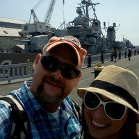 Photo taken at USS Cassin Young by Chad M. on 8/2/2012
