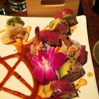 Photo taken at Zenbu Sushi by Olga on 8/13/2012