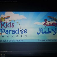 Photo taken at Kids Paradise Nursery by Huzeifa M. on 9/11/2012