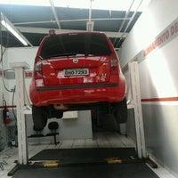 Photo taken at Oficina Brasil - Carrefour SBC by Sergio Ricardo de S. on 8/19/2012