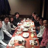 Photo taken at 鳥元 コラル三鷹店 by Masaya M. on 1/20/2012