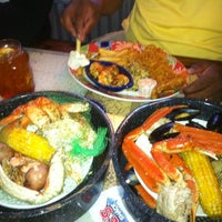 Photo taken at Joe's Crab Shack by Mitch L. on 5/15/2011