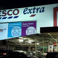 Photo taken at Tesco Extra by Izan J. on 1/8/2012