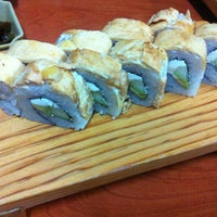 Photo taken at Nuvo Sushi by Austre R. on 4/3/2012