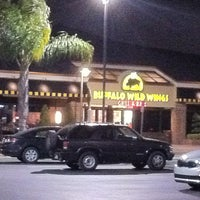 Photo taken at Buffalo Wild Wings by Marcos T. on 4/18/2012