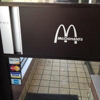 Photo taken at McDonald's by David M. on 3/25/2012