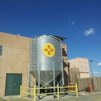 Photo taken at Santa Fe Brewing Company by Paula P. on 7/20/2012