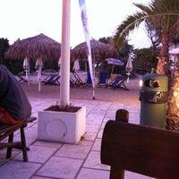 Photo taken at Crazy Bull On The Beach by Francesco E. on 8/27/2011