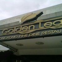Photo taken at Golden Leaf Hong Kong Fine Dine by Anthony I. on 10/14/2011