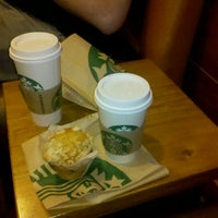 Photo taken at Starbucks by Karen M. on 9/10/2011