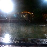 Photo taken at Kunang-kunang Restaurant & Swimming Pool by Diaz G. on 9/10/2011