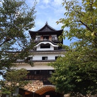 Photo taken at Inuyama Castle by noriyuki2651 on 8/30/2012