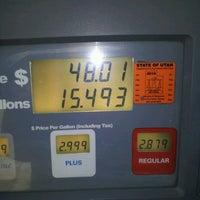 Photo taken at Chevron by Bryan A. on 1/15/2012