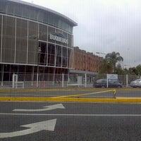 Photo taken at Buquebus - Terminal Fluvio-Marítima Puerto Madero by Hernan A. on 10/13/2011