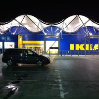 Photo taken at IKEA by Peter D. on 1/10/2011