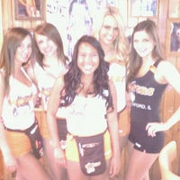 Photo taken at Hooters by Tyler S. on 5/2/2011