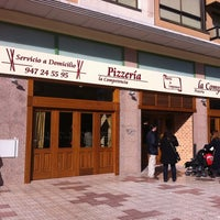 Photo taken at La Competencia Pizzeria by jl s. on 1/22/2012