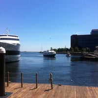 Photo taken at Massachusetts Bay Lines Inc by Thomas C. on 8/11/2011